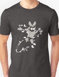 Cut Man Splattery Shirt/iPhone Case T-Shirt
