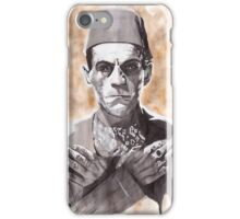 Imhotep (The Mummy) iPhone Case/Skin