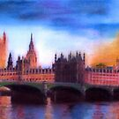 Westminster by Martin Kirkwood