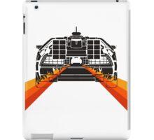 DELOREAN DMC-12 - 88MPH iPad Case/Skin