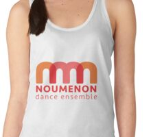 Noumenon DanceWear Grapefruit for Rehearsal and Performance Women's Tank Top