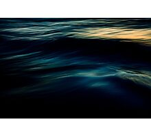 The Uniqueness of Waves IV Photographic Print