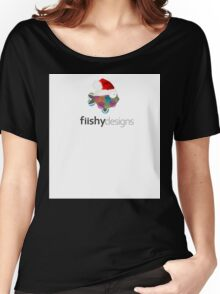 fiishy Women's Relaxed Fit T-Shirt
