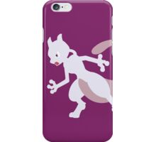 Mewtwo- Legendary Pokemon iPhone Case/Skin