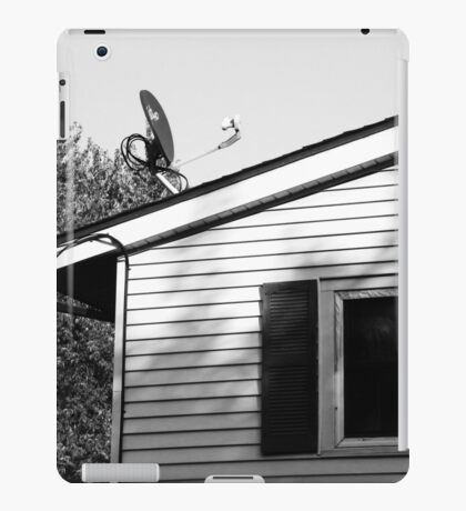 Top of a House iPad Case/Skin