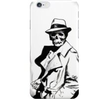 Skeleton Expatriate iPhone Case/Skin