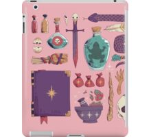 Witch's Cabinet iPad Case/Skin