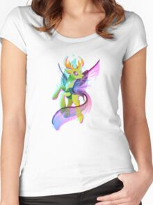 King Thorax Women's Fitted Scoop T-Shirt