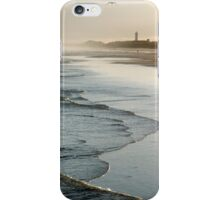 Early Morning Lagoon Beach, Cape Town iPhone Case/Skin