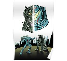 Godzilla X Gipsy Danger Poster