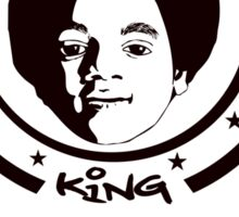 The King Sticker