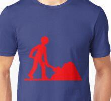 Red work Unisex T-Shirt