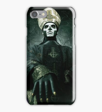 Papa Emeritus III iPhone Case/Skin