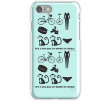 Monkey, Monkey, Underpants... iPhone Case/Skin