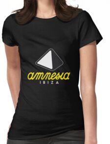 Amnesia Ibiza Womens Fitted T-Shirt