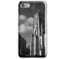 Dramatic York Minster iPhone Case/Skin