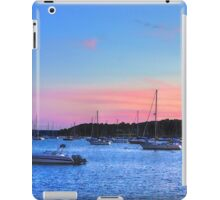 Sails After Sunset iPad Case/Skin