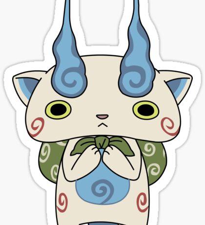 Yo - Kai Watch - Komasan #099 Sticker