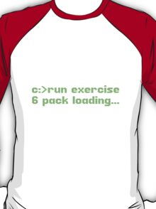 Geek Training T-Shirt
