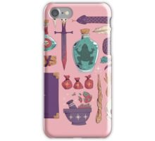 Witch's Cabinet iPhone Case/Skin