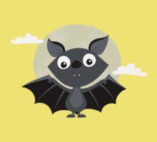Freche Fledermaus - Cheeky Bat One Piece - Short Sleeve