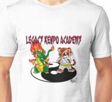 Lil Dragon & Lil Tiger Unisex T-Shirt