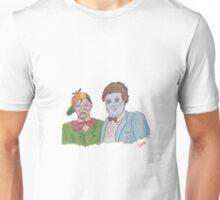 Deadgar Bergan and Mortuary Snerd Unisex T-Shirt
