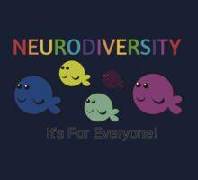 Neurodiversity it's for everyone! Kids Tee