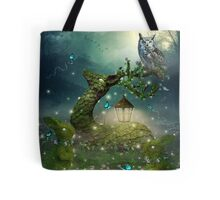 Keeper of the Enchanted - Spring Thaw Tote Bag