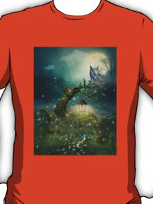 Keeper of the Enchanted - Spring Thaw T-Shirt