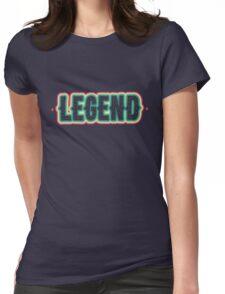 Legend Womens Fitted T-Shirt