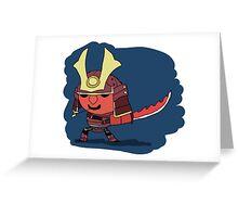 Brawlhalla - Shogun Koji Greeting Card