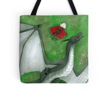 Fearsome Wyvern Indeed  Tote Bag