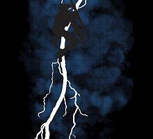The Dark Raiden Rising by mikelaidman