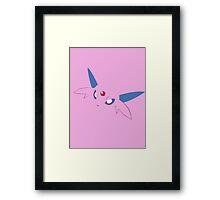 Espeon-Pokemon  Framed Print