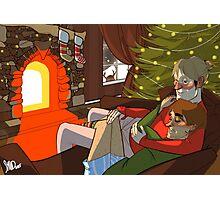 Hannibal Christmas Photographic Print