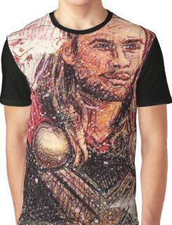 God of Thunder Graphic T-Shirt