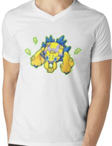 Galvantula Mum Mens V-Neck T-Shirt