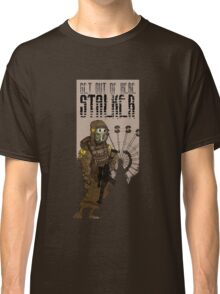 Get out of here stalker Classic T-Shirt