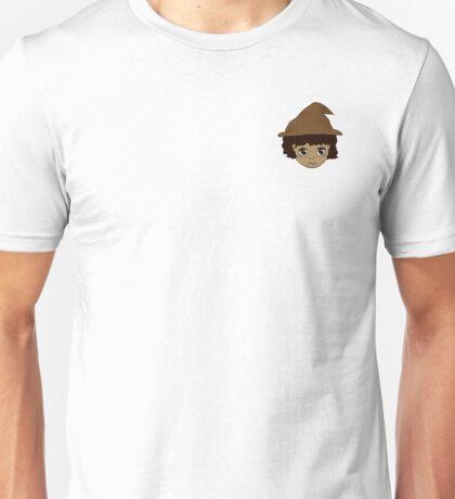 Dark haired vampirey witch Unisex T-Shirt
