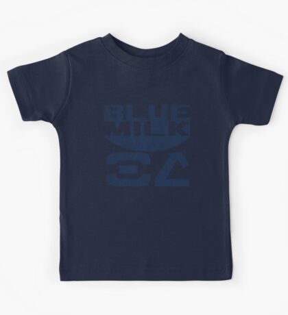 Blue Milk Kids Tee