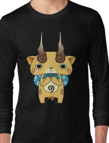 Yo - Kai Watch - Komajiro #101 Long Sleeve T-Shirt