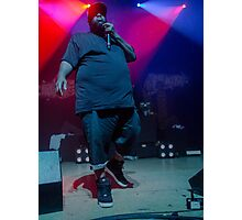 Killer Mike in Run The Jewels Photographic Print