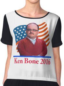 Ken Bone 2016 Chiffon Top