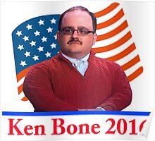 Ken Bone 2016 Poster