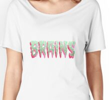 Brains Women's Relaxed Fit T-Shirt