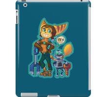 Ratchet and Clank - Destructive Duo iPad Case/Skin