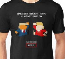 America Doesn't Have A Reset Button Unisex T-Shirt