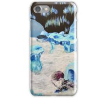 The Iridescent Pools of the Aurora iPhone Case/Skin