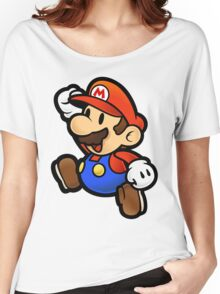 Paper Mario Women's Relaxed Fit T-Shirt